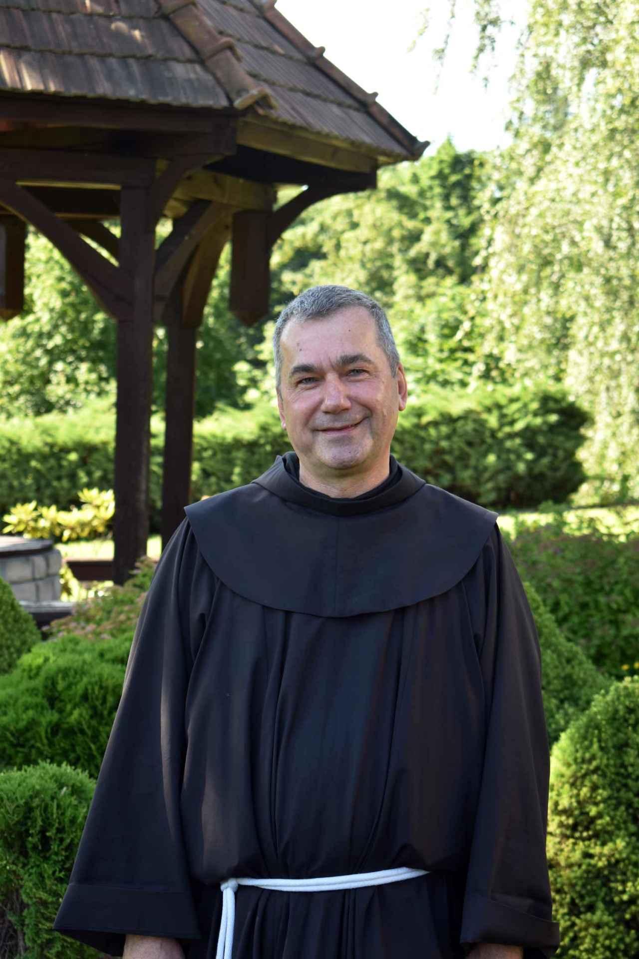 br. Samuel Portka OFM
