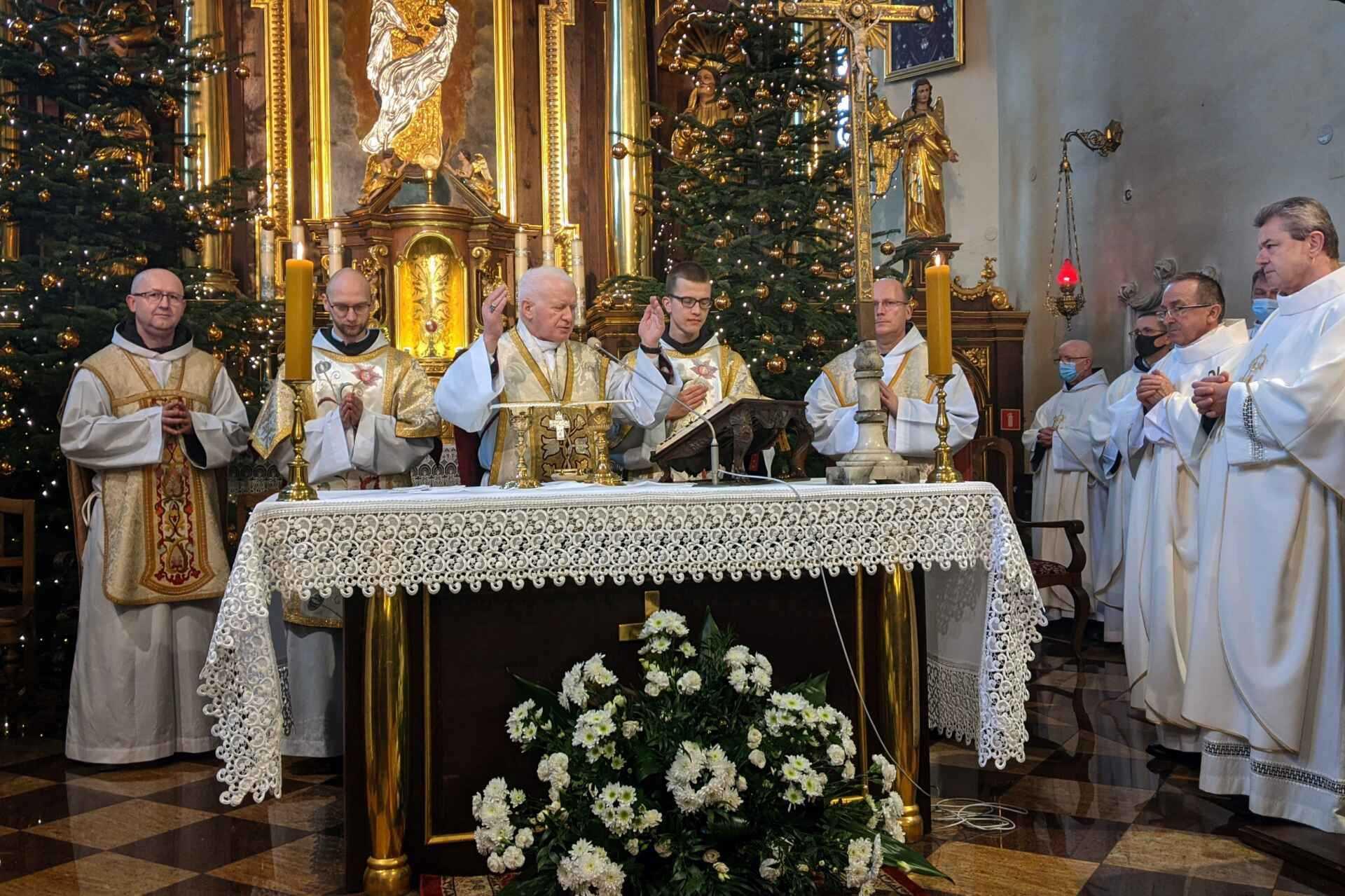 Jubileusz 50-lecia parafii w Przeworsku