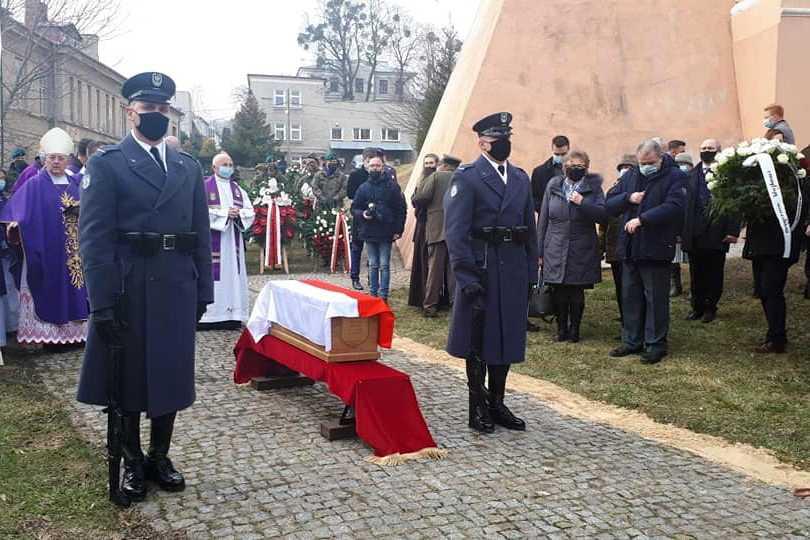 Pogrzeb żołnierza niezłomnego
