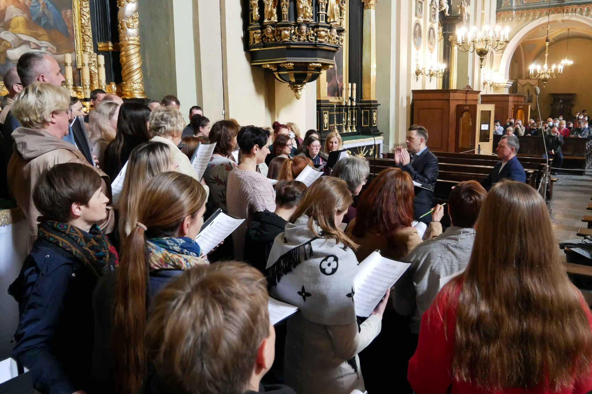 Warsztaty Muzyki Liturgicznej w Kalwarii