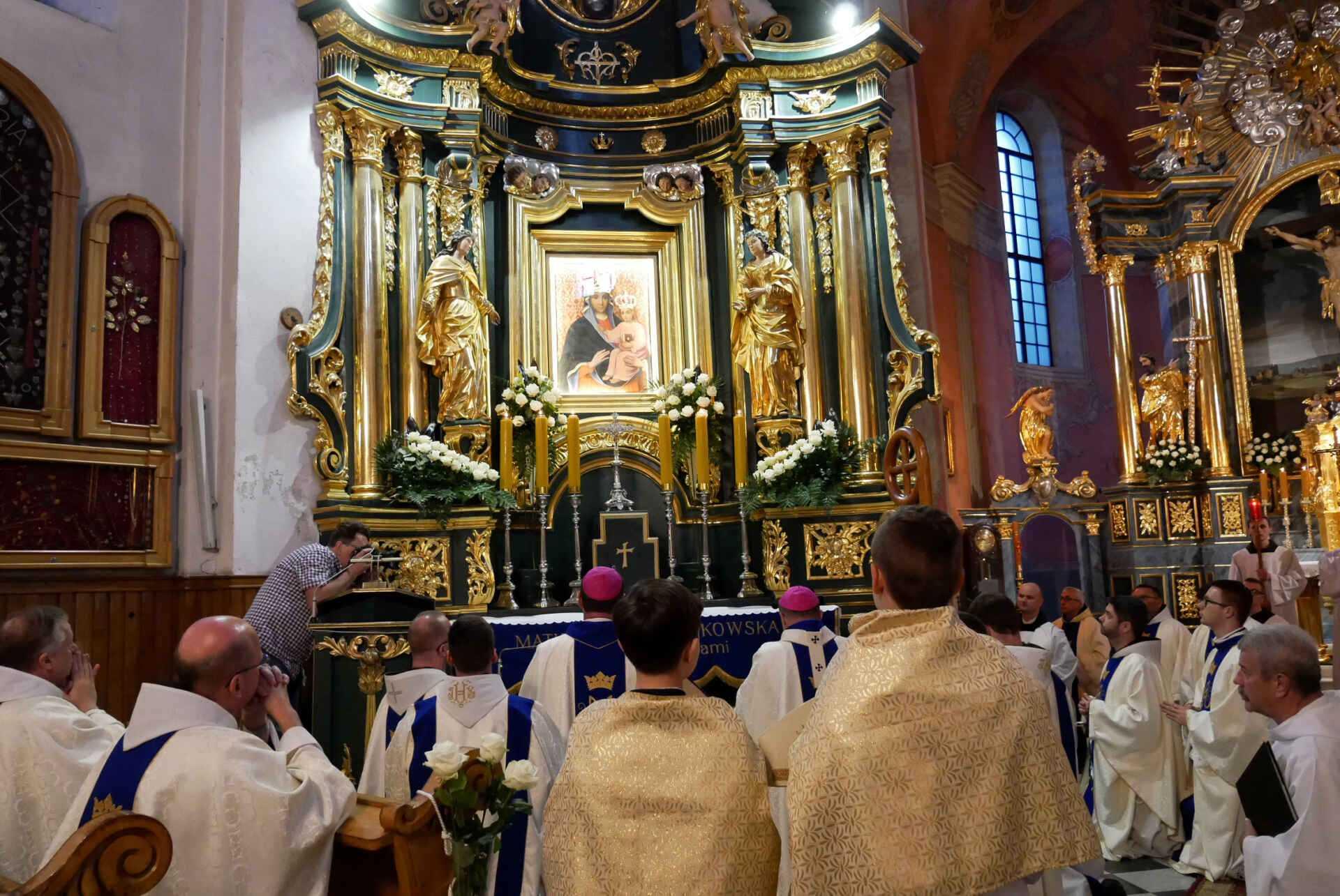 Ustanowienie Sanktuarium w Piotrkowie