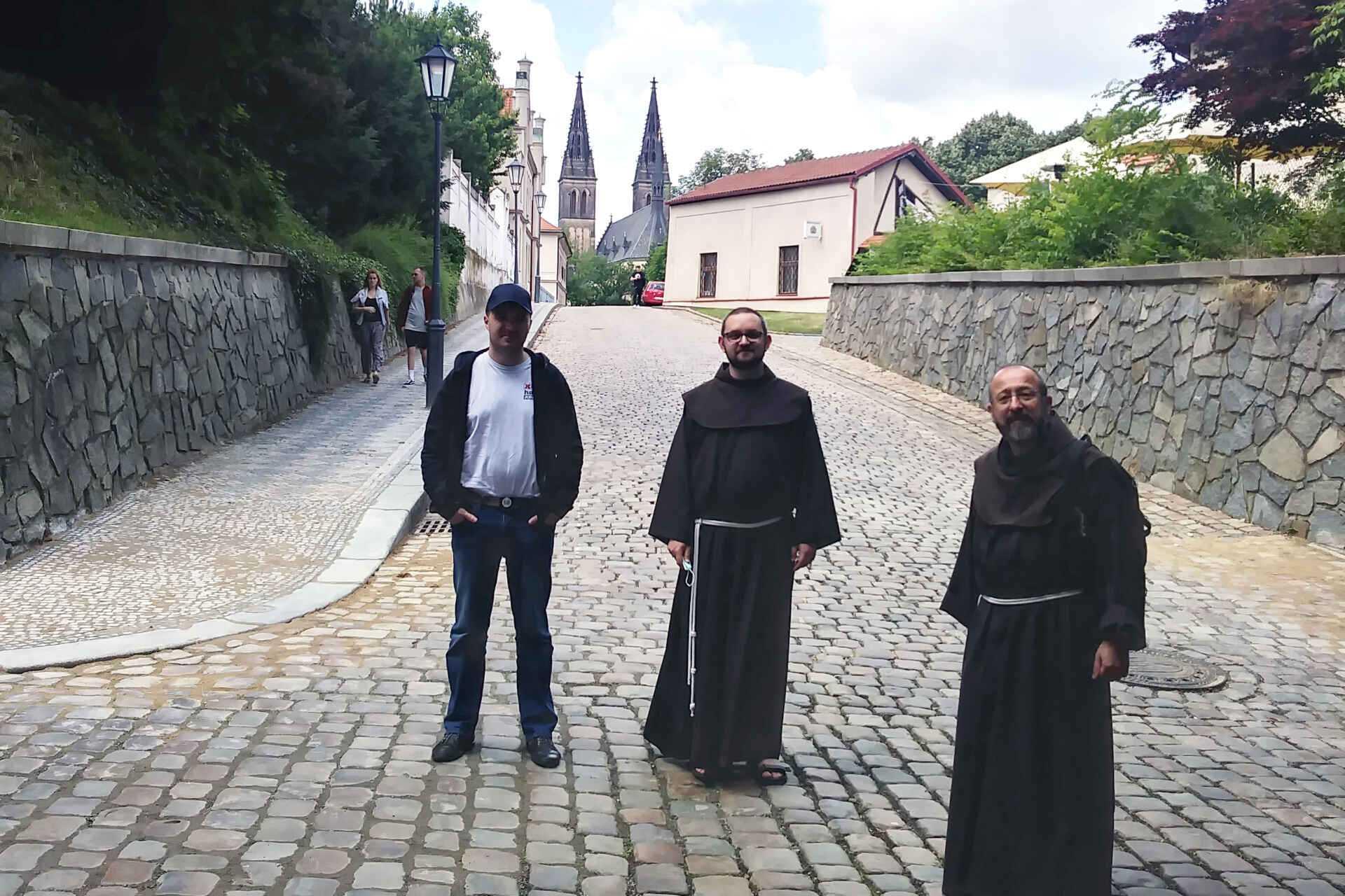 Probacja braci w Dusznikach-Zdroju