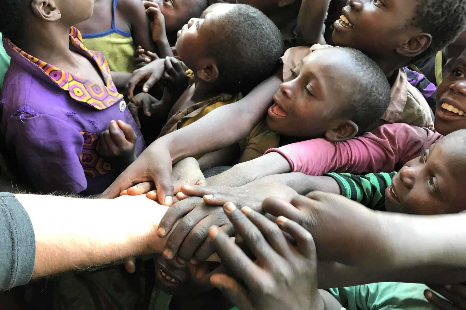 50-lecie misji w Kongo