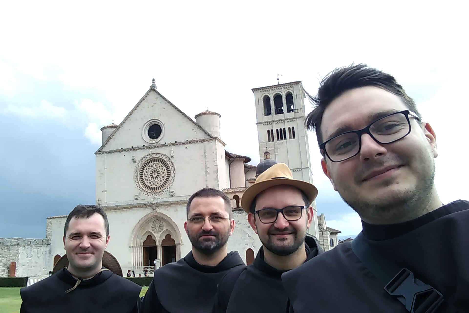 Probacja braci we Włoszech